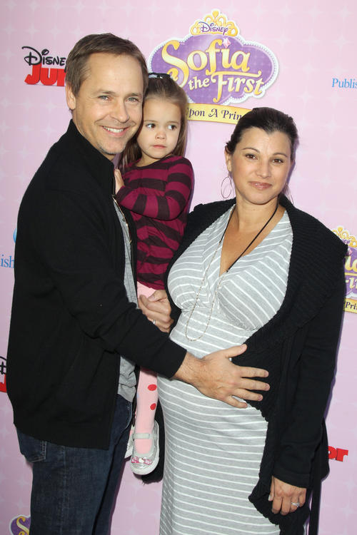 Chad Lowe & His Wife Kim Preparing Daughter Mabel For Her Role As A Big Sister