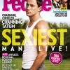 Channing Tatum is People's Sexiest Man Alive – Good Luck with Your Hormones!