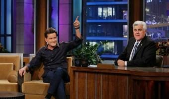Charlie Sheen Discusses Lindsay Lohan's Anger Management Shenanigans