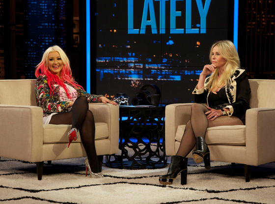 Christina Aguilera Isn't A Fan Of Wearing Underwear, Tells Chelsea Handler: 'I Like To Be As Free As Possible'