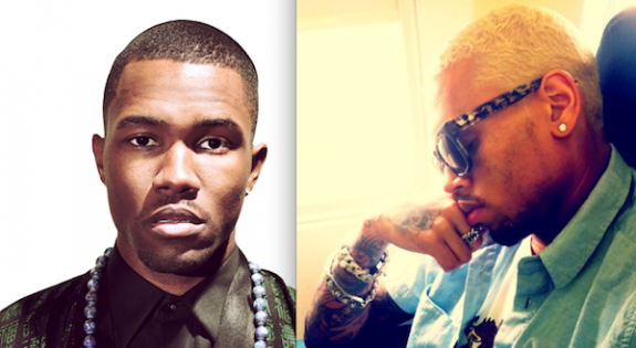 Is Chris Brown Against Frank Ocean's Decision On Coming Out?