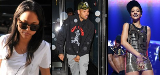 Chris Brown Confirms Split From Karrueche Tran As Reports Claim He's Smashing Rihanna – And This Time He Won't Hide It!