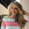 """Christie Brinkley Does """"Extra"""" with maria Menounos"""