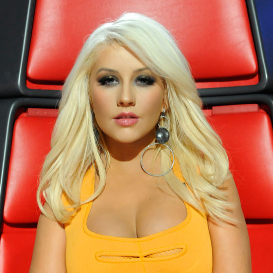 Christina Aguilera Thinks 'X Factor' Bashes Talent Just To Have Good TV Ratings