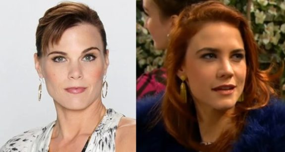 The Bold And The Beautiful: Is New Sally Spectra Actress Courtney Hope Related To Y&R's Gina Tognoni