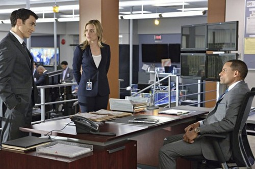 "Covert Affairs Season 4 Episode 6 ""Space (I Believe In)"" RECAP 8/20/13"