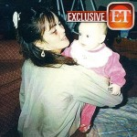 Vintage Photos of Dina Lohan With a Black Eye Emerge, Michael Lohan Punched Her!