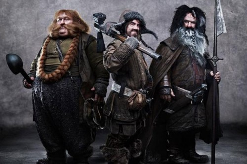 'The Hobbit: An Unexpected Journey' Official Trailer ONLINE!