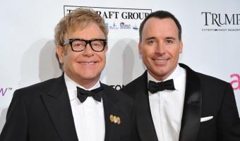 Elton John Admits: 'I Want Another Child'