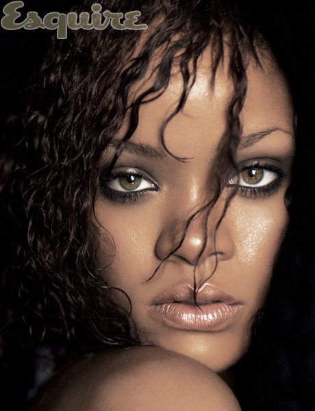Rihanna is NAKED For Esquire Sexiest Woman Alive 2011- Photos