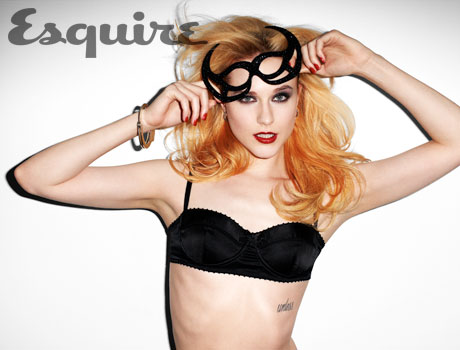 Evan Rachel Wood - Esquire May 2011