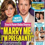 Eva Mendes Seven Months Pregnant With Ryan Gosling's Baby