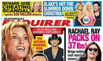 Faith Hills Threatens Tim McGraw With Divorce (PHOTO)