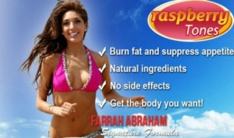 Farrah Abraham Lands Rasperry Tones Endorsement Deal