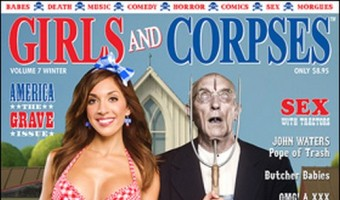 Farrah Abraham Covers Girls And Corpses Magazine (PHOTOS)