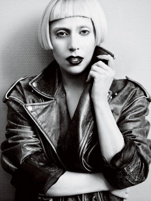 Lady Gaga Vogue March 2011 Photos