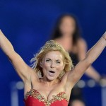 'She Tells Me To Stop Skipping Down The Street': Geri Halliwell Says She Embarrasses Her Daughter On A Regular Basis