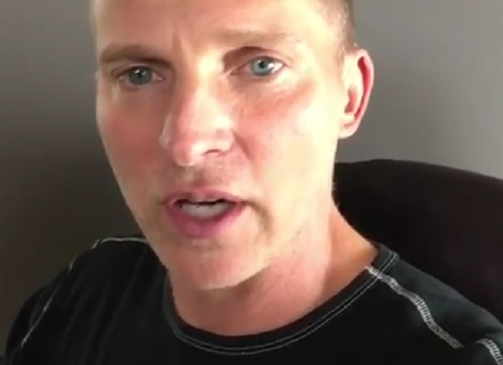 'The Young And The Restless' News: Steve Burton Reveals His New Job