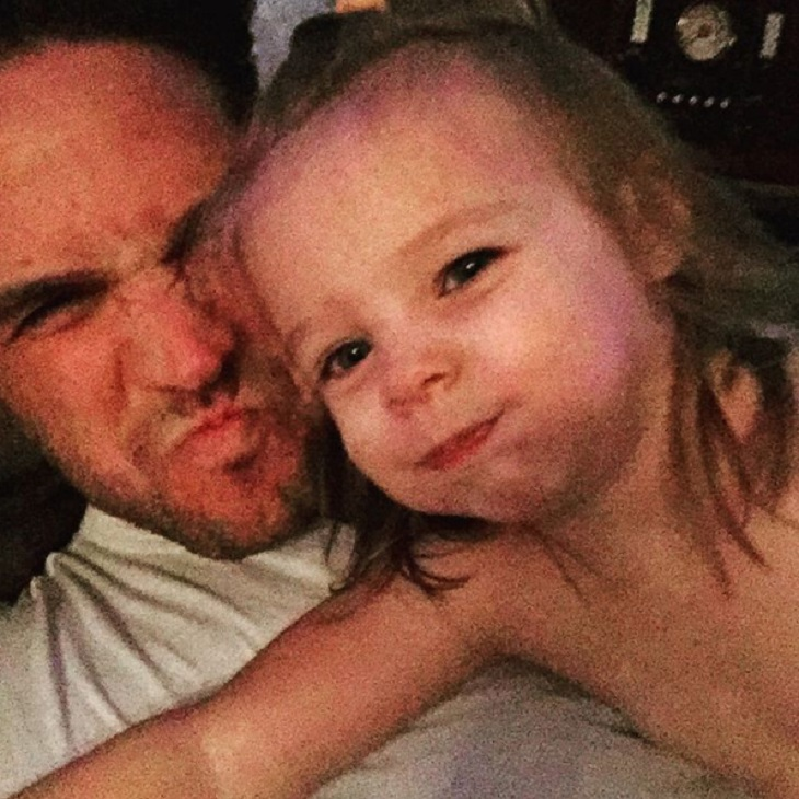 'General Hospital' News: Brandon Barash And Kirsten Storms' Daughter Harper Rose Is Growing Up - Check Out The Pictures!