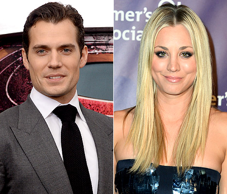 henry-cavill-kaley-cuoco-dating