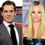 Henry Cavill And Kaley Cuoco Photographed Together For The First Time