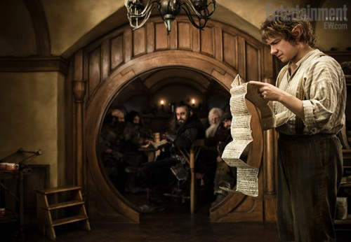 FIRST LOOK: 'The Hobbit' Photos RELEASED!