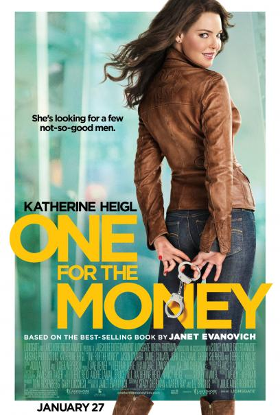 One For The Money - Movie Poster