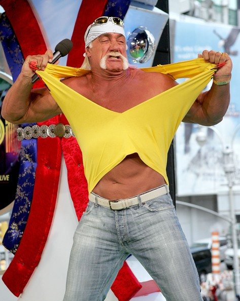 Hulk Hogan Doesn't Even Know Who The Woman Is In His Sex Tape