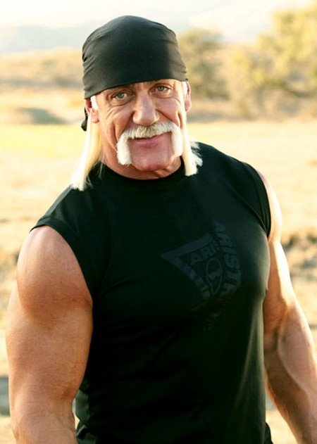 Hulk Hogan Does Not Want 'You' To See His JUNK