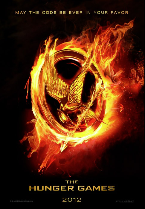 'The Hunger Games' Official Poster Arrives