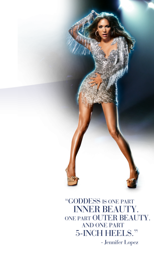 Jennifer Lopez is LEG-licious For Venus Razors + Exclusive Song – PHOTOS