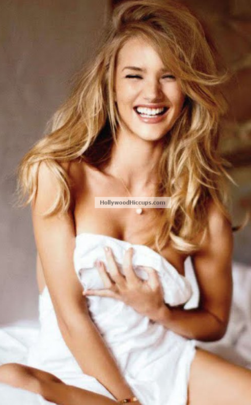PHOTOS: Rosie Huntington-Whitely Smolders For Maxim Australia