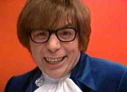 Mike Meyers as Austin Powers