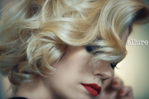 January Jones - Allure June 2011