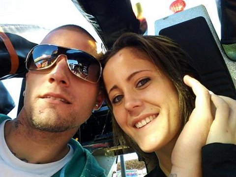 Teen Mom Jenelle Evans New Husband Charged With Felony Hours Before Shotgun Wedding