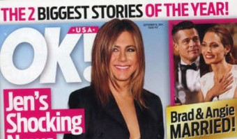 Jennifer Aniston Is Pregnant With IVF Baby – Report