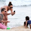 jennifer lopez casper smart beach