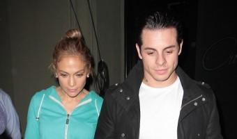 Jennifer Lopez Splits With Casper Smart