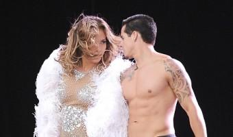 Jennifer Lopez Cancels World Cup Performance after Casper Smart Split