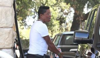 Jermaine Jackson Buys Ferrari Instead Of Paying Child Support to Alejandra Jackson
