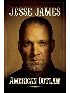 Jesse James: American Outlaw - Book Cover Art