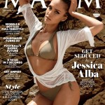 Jessica Alba Seduces On The Cover Of Maxim Magazine – Discusses Body Image And Hollywood (PHOTO)