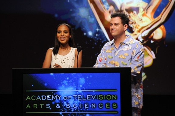 Primetime Emmys 2012: Find Out This Year's Nominees HERE!