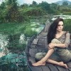 Angelina Jolie - Louis Vuitton - Annie Leibovitz