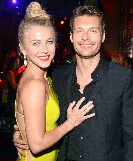 Ryan Seacrest and Julianne Hough Broken Up - Find Out Why The Timing Is Weird HERE