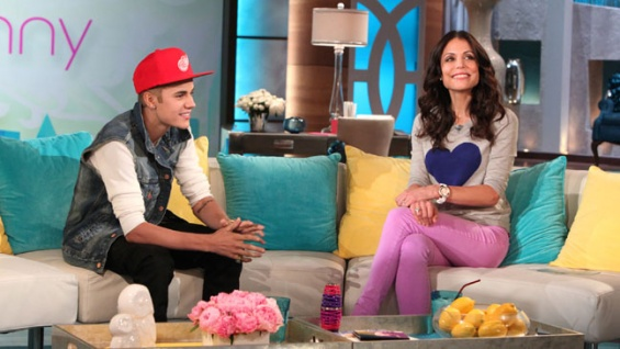 Justin Bieber Tells Bethenny: 'I've Never Had My Heart Broken'