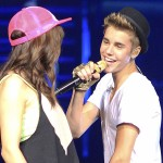 First He Vomits, Now Justin Bieber Is Falling Down The Stairs At Concert – VIDEO