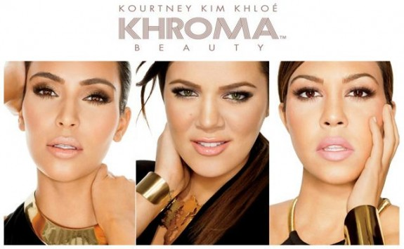 Kardashians' Khroma Beauty Threatened With Lawsuit By Chroma Makeup — Can You Guess Why?