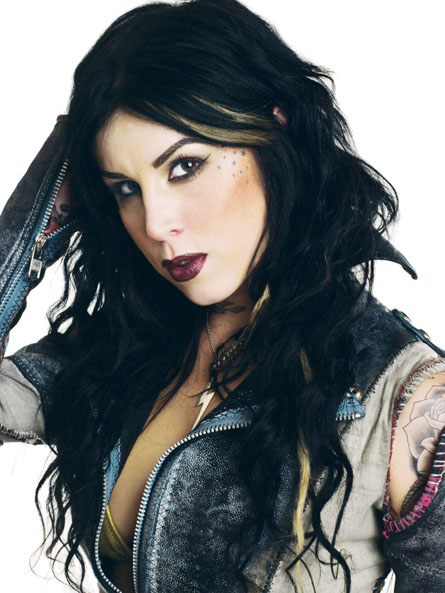 Kat Von D Granted Restraining Order Against Crazed Stalker