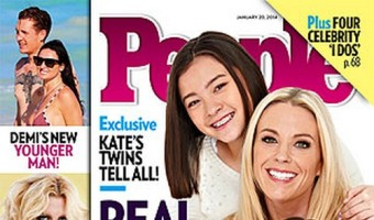Kate Gosselin's Daughters Mady and Cara Speak Out About Their Mom